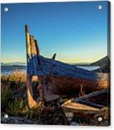 Old Boats#1 Acrylic Print