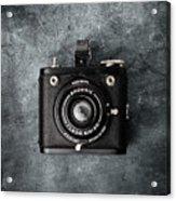 Old Box Camera Acrylic Print