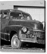Old Cadillac Acrylic Print