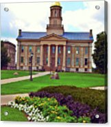 Old Capitol Acrylic Print