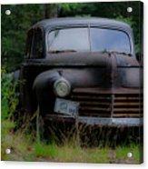 Old Car 1941 Acrylic Print
