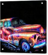 Old Car 2 Acrylic Print