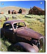 Old Car Acrylic Print