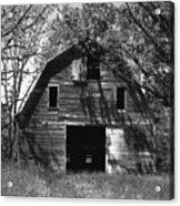 Old Cedar Barn Acrylic Print