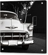 Old Chevy Connecticut Acrylic Print