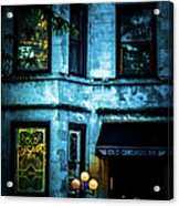 Old Chicago Inn Acrylic Print