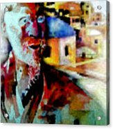Old Consciousness Acrylic Print