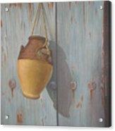 'old Door' Acrylic Print