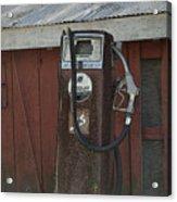 Old Farm Pump Acrylic Print
