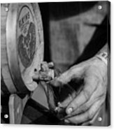 Old Fashion From A Cask Acrylic Print