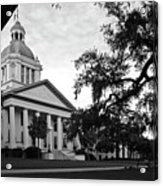 Old Florida State Capitol Building Acrylic Print
