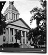 Old Florida State Capitol Acrylic Print