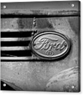 Old Ford 85 Acrylic Print