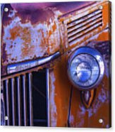 Old Ford Pickup Acrylic Print