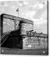 Old Fort Matanzas Acrylic Print