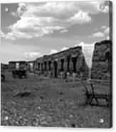 Old Fort Union Acrylic Print