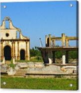 Old Guerrero Mexico Acrylic Print
