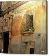 Old Havana Acrylic Print