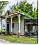 Old House Donaldsonville La-historic Acrylic Print