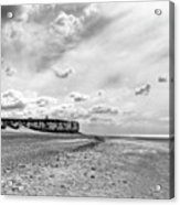 Old Hunstanton Beach, Norfolk Acrylic Print