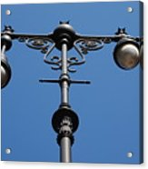 Old Lamppost Acrylic Print