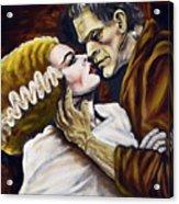 Old Loves Die Hard Acrylic Print