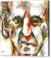 Old Man II Acrylic Print
