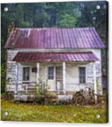 Old Memories Acrylic Print