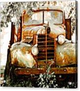 Old Memories Never Die Acrylic Print