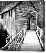 Old Mill 1 Acrylic Print
