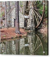 Old Mill 2 Acrylic Print