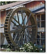 Old Mill Store Entry To Caverns Acrylic Print