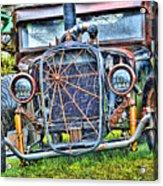 Old Muscle Car Acrylic Print