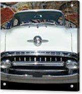 Old Oldsmobile Acrylic Print
