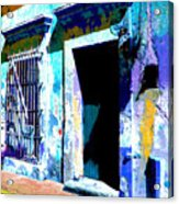 Old Paint By Darian Day Acrylic Print