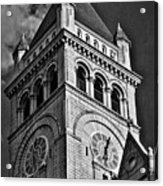 Old Post Office Pavilion Tower #2 Acrylic Print