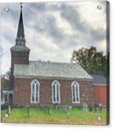 Old Reform Church Acrylic Print
