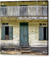 Old River House Acrylic Print