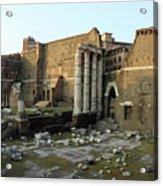 Old Rome Acrylic Print