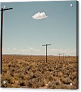 Old Route 66 #3 Acrylic Print