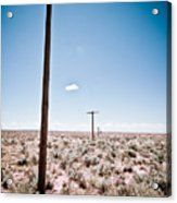 Old Route 66 #6 Acrylic Print