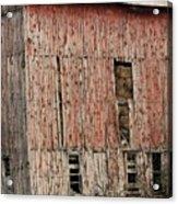 Old Rugged Barn #2 Acrylic Print