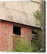 Old Rugged Barn #4 Acrylic Print