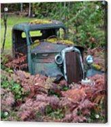 Old Rusty Truck I C1000 Acrylic Print