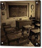 Old School #2 Acrylic Print