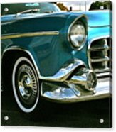 Old School Acrylic Print