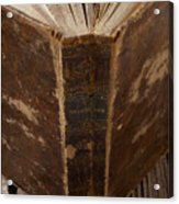 Old Shakespeare Book Acrylic Print by Garry Gay