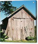 Old Shed Acrylic Print