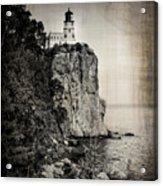 Old Split Rock Lighthouse Acrylic Print