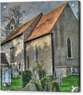 Old St Mary's Walmer Acrylic Print